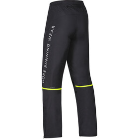 GORE RUNNING WEAR Fusion WS AS Spodnie do biegania Mężczyźni czarny